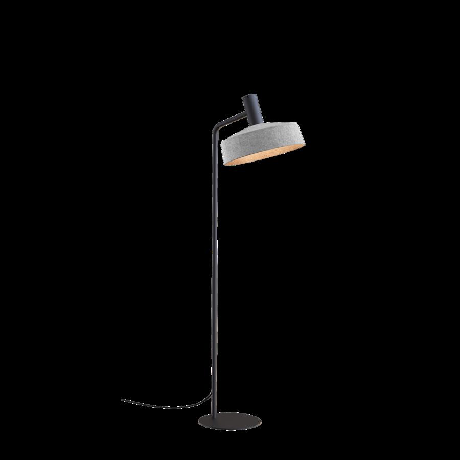 מנורה עומדת מעוצבת רגל אחת