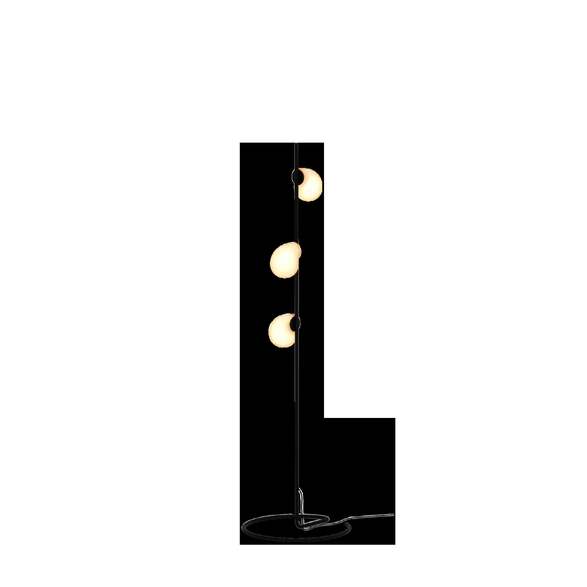 מנורה עומדת מעוצבת דגם 2012
