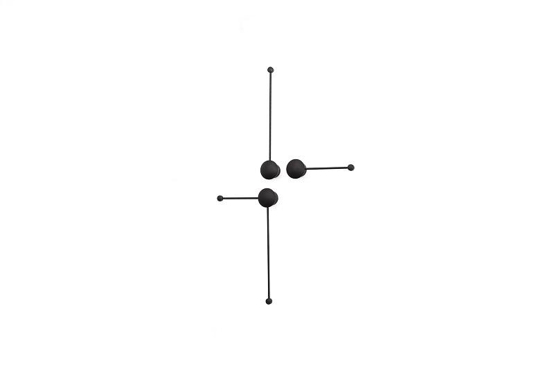 מנורות קיר עיצוב גיאומטרי קוים