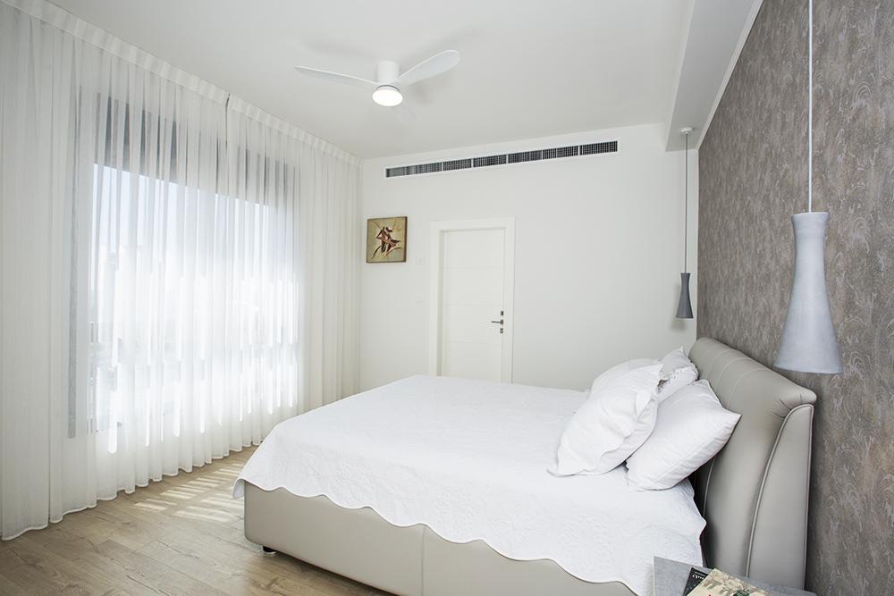 חדר שינה, מאוור תקרה
