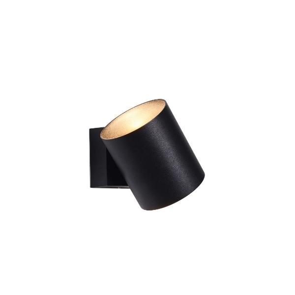 מנורת קיר צילינדר מוגנת מים לד מובנה אפ דאון מתכוונן
